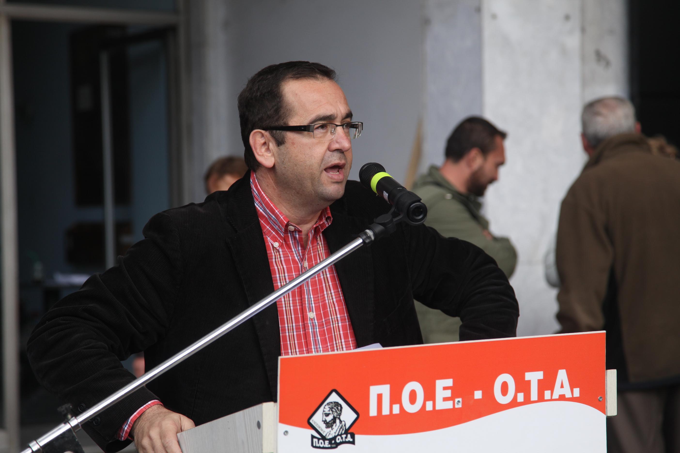 Προς αποχώρηση ο Μπαλασόπουλος από την ΠΟΕ-ΟΤΑ – Ποιος θα τον αντικαταστήσει