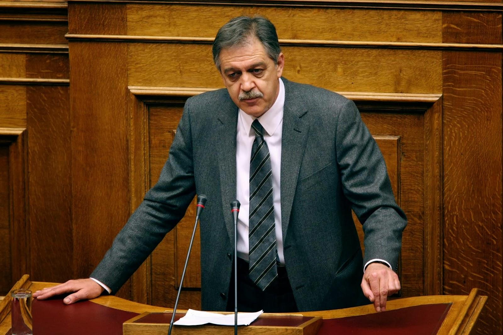 Πάρις Κουκουλόπουλος: «Να αποδίδεται στους Δήμους ο ΕΝΦΙΑ»