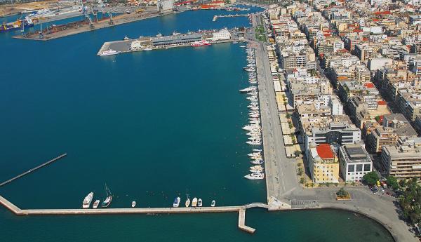 ΒΟΛΟΣ «Στόχος να αναπτύξουμε το λιμάνι» Δήλωσε ο νέος Πρόεδρος του ΟΛΒ, Θρασύβουλος Σταυριδόπουλος
