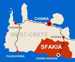 Κρήτη: Χρηματοδότηση από την Περιφέρεια για την αξιοποίηση του υδάτινου δυναμικού στα Σφακιά
