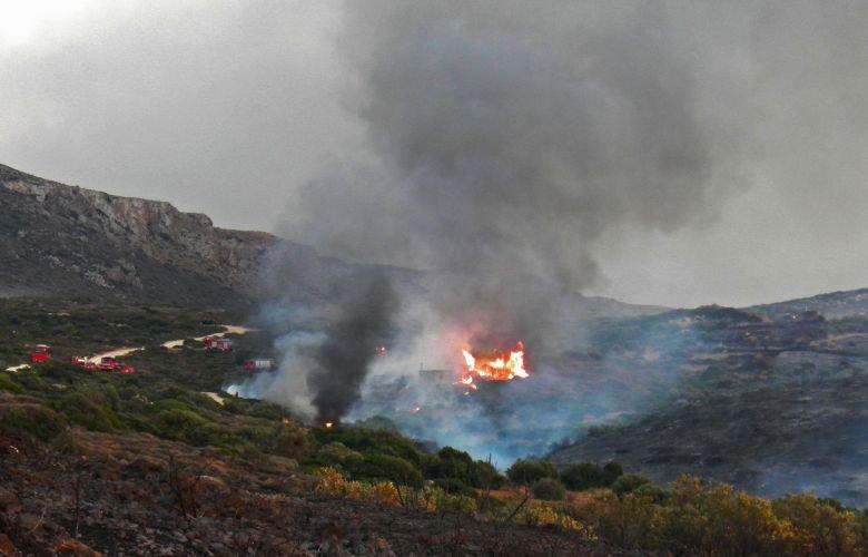 Με 180 χιλ. ευρώ ενισχύεται ο Δ. Κυθήρων για αποκατάσταση από την πυρκαγιά
