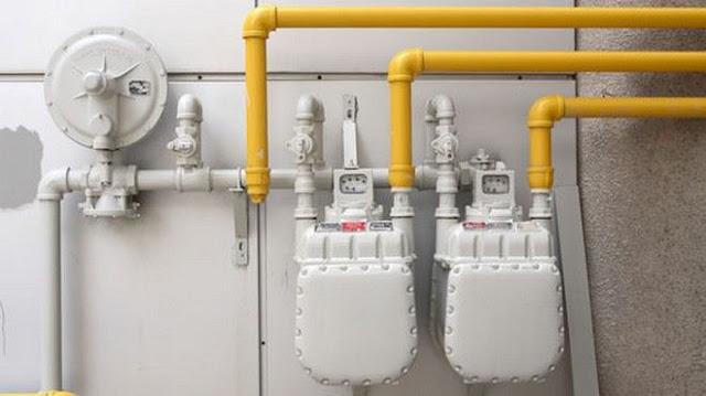 Σε Χαλκίδα και Λαμία «αρχίζει να τρέχει» το φυσικό αέριο
