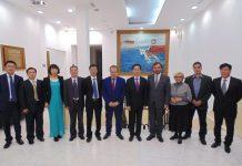 Συμφωνητικό συνεργασίας μεταξύ Περ. Κρήτης και αυτόνομης Κινεζικής Περιφέρειας