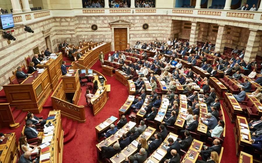 """Υπερψηφίστηκε η απλή αναλογική, ο «Κλεισθένης» και το σπάσιμο της Β"""" Αθηνών και του Υπολοίπου Αττικής"""